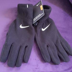 Nwt Nike fleece Gloves unisex